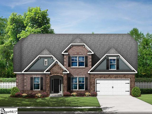 204 Walnut Hill Court Homesite 60, Simpsonville, SC 29681 (#1374266) :: Hamilton & Co. of Keller Williams Greenville Upstate