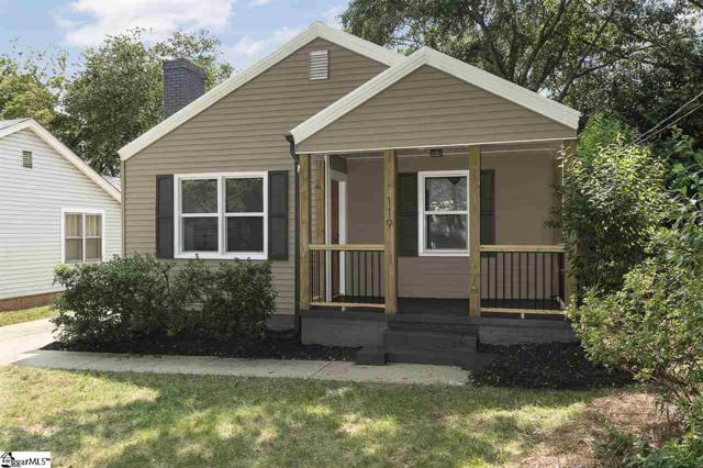 119 Bleckley Avenue, Greenville, SC 29607 (#1374330) :: Hamilton & Co. of Keller Williams Greenville Upstate