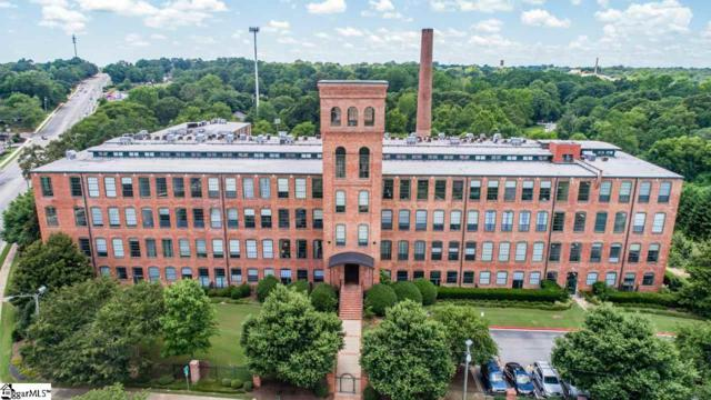 400 Mills Avenue Unit # 409, Greenville, SC 29605 (#1374444) :: Hamilton & Co. of Keller Williams Greenville Upstate