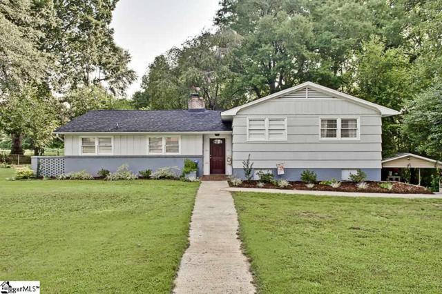 768 Maple Drive, Greer, SC 29651 (#1374447) :: Hamilton & Co. of Keller Williams Greenville Upstate