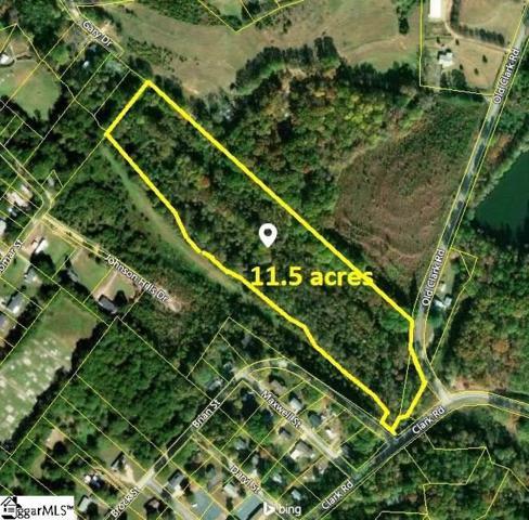 125 Old Clark Road, Inman, SC 29349 (#1374466) :: J. Michael Manley Team