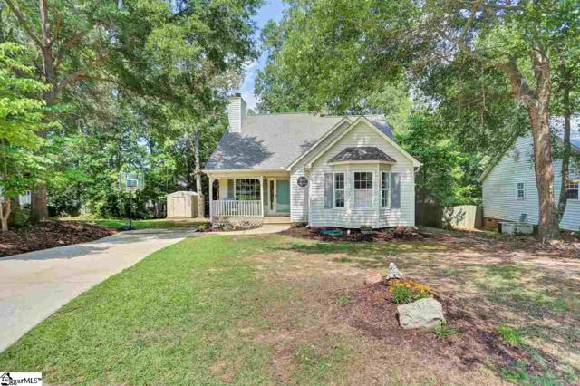 8 Fieldcrest Court, Simpsonville, SC 29681 (#1374484) :: The Haro Group of Keller Williams