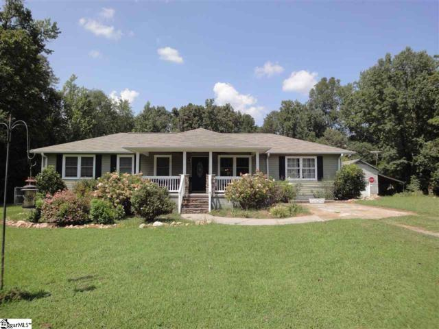 822 Rolling Meadows Road, Gray Court, SC 29645 (#1374497) :: Hamilton & Co. of Keller Williams Greenville Upstate