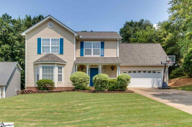 122 Eagleston Lane, Simpsonville, SC 29680 (#1374547) :: Hamilton & Co. of Keller Williams Greenville Upstate