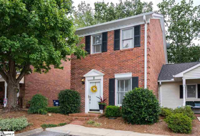 2808 E North Street Unit 4, Greenville, SC 29615 (#1374574) :: J. Michael Manley Team