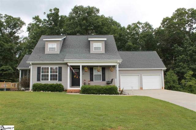 233 Laurel Oak Lane, Pickens, SC 29671 (#1374613) :: The Toates Team