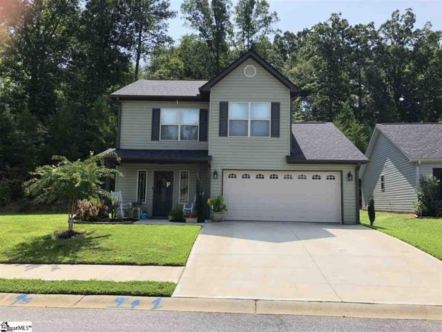 622 Chastine Drive, Spartanburg, SC 29301 (#1374629) :: Connie Rice and Partners
