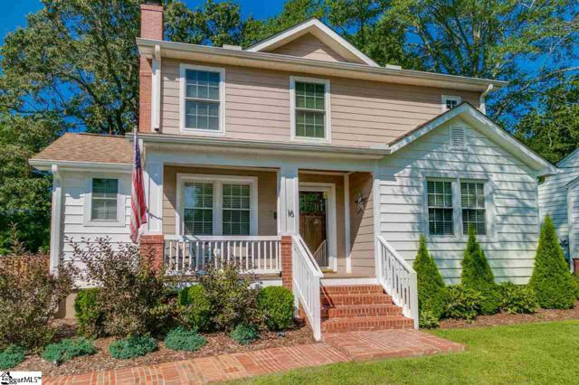 16 Tabor Street, Greenville, SC 29609 (#1374825) :: The Toates Team