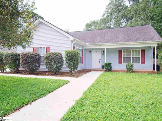 23 Mill Park Court, Greenville, SC 29611 (#1374856) :: The Toates Team