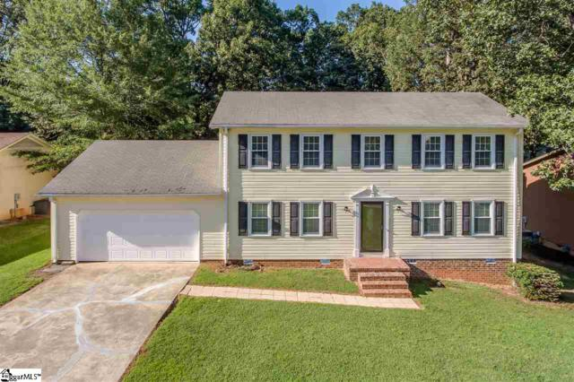 220 Hedgewood Terrace, Greer, SC 29650 (#1374965) :: The Toates Team