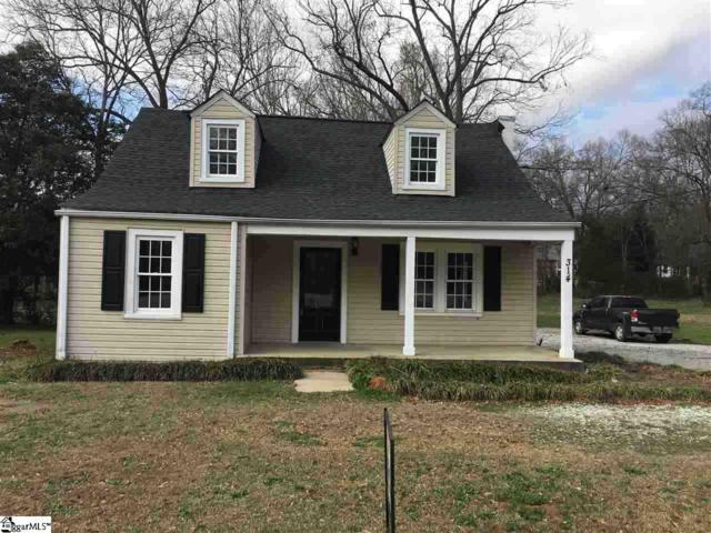 314 W Georgia Road, Simpsonville, SC 29681 (#1375104) :: Coldwell Banker Caine