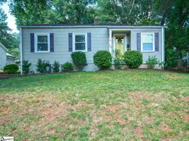 30 Ashley Avenue, Greenville, SC 29609 (#1375180) :: The Toates Team