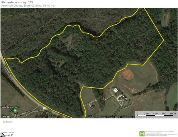 00 Liberty Highway, Pendleton, SC 29670 (#1375200) :: The Toates Team