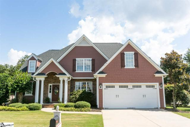 100 Cayanne Court, Greer, SC 29651 (#1375588) :: Hamilton & Co. of Keller Williams Greenville Upstate