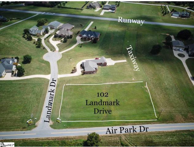 102 Landmark Drive, Greer, SC 29651 (#1375623) :: The Toates Team