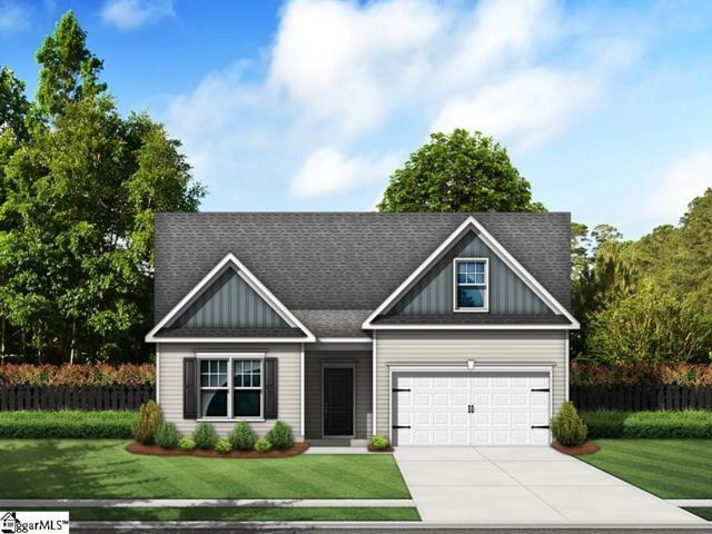 213 Cassingham Lane Lot 3, Boiling Springs, SC 29316 (#1375655) :: Hamilton & Co. of Keller Williams Greenville Upstate