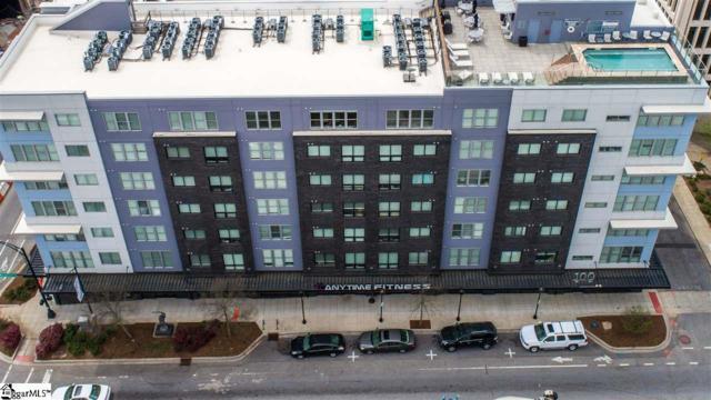 100 E Washington Street Unit 68, Greenville, SC 29601 (#1375801) :: The Toates Team