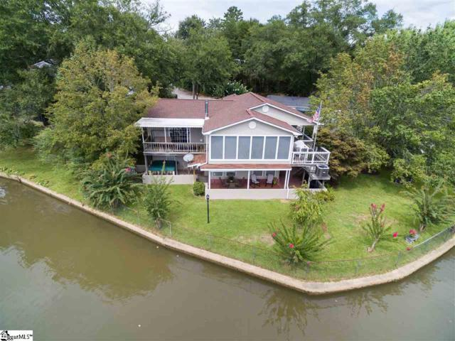 127 Club Circle, Greenville, SC 29611 (#1376004) :: The Toates Team