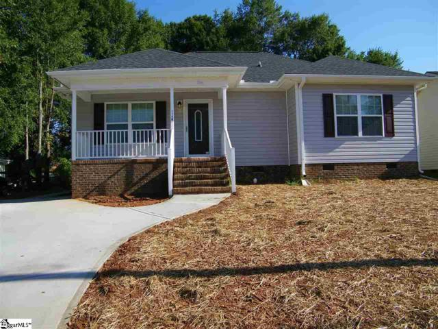 114-A Tremont Avenue, Greer, SC 29650 (#1376311) :: The Toates Team