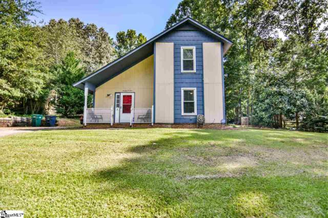 1404 E. Yellow Wood Drive, Simpsonville, SC 29681 (#1376386) :: The Toates Team