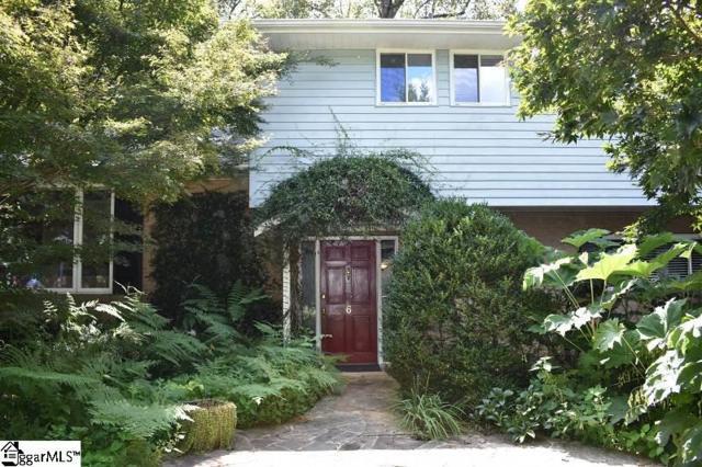 6 Ramblewood Lane, Greenville, SC 29615 (#1376493) :: Hamilton & Co. of Keller Williams Greenville Upstate