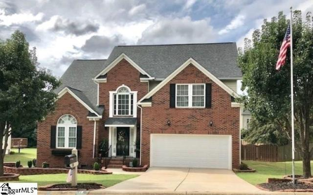 18 Mountain Rose Court, Simpsonville, SC 29681 (#1376568) :: The Toates Team