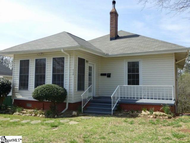 117 Lawrence Street, Lyman, SC 29365 (#1376620) :: Hamilton & Co. of Keller Williams Greenville Upstate