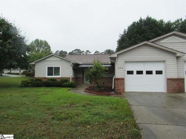 205 Lakeside Circle, Greenville, SC 29615 (#1376624) :: The Toates Team