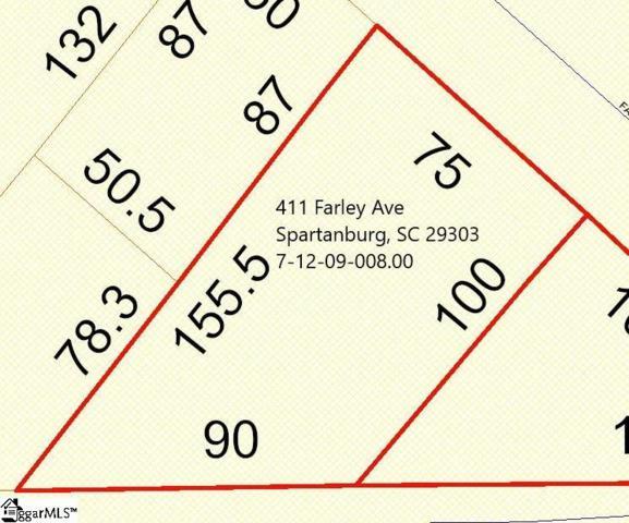 411 Farley Avenue, Spartanburg, SC 29301 (#1376808) :: The Toates Team