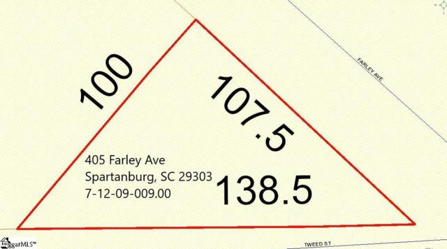 405 Farley Avenue, Spartanburg, SC 29301 (#1376826) :: The Toates Team