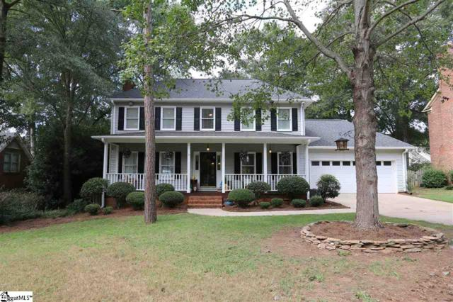 106 Woodway Drive, Greer, SC 29651 (#1376830) :: The Toates Team