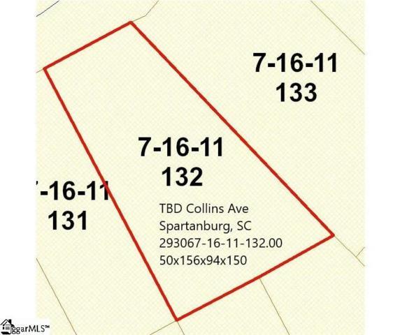 Collins Avenue, Spartanburg, SC 29301 (#1376838) :: The Toates Team