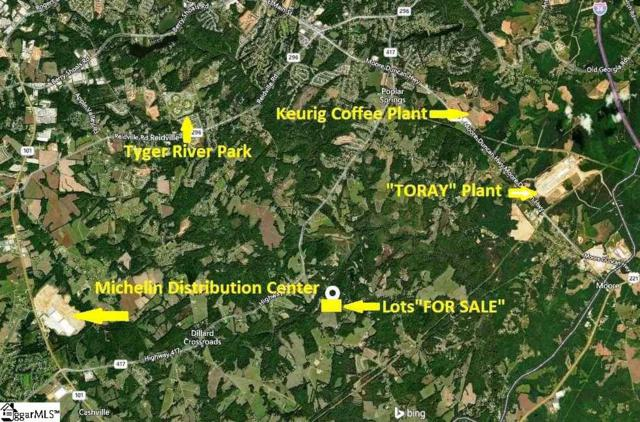 293 Pine Hills Road, Woodruff, SC 29388 (#1376889) :: The Toates Team