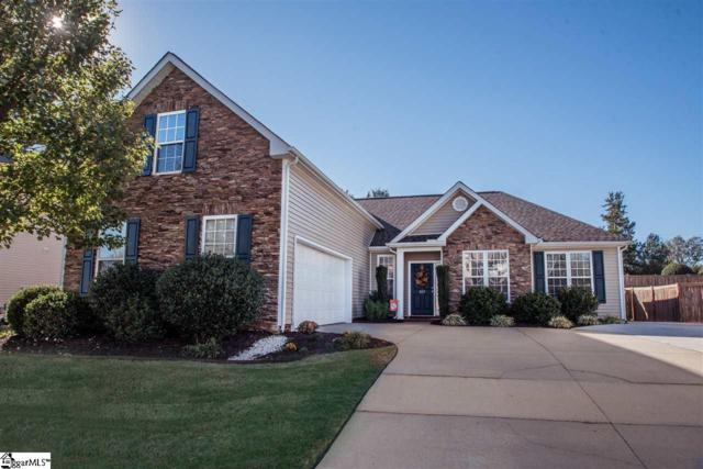607 Plamondon Drive, Simpsonville, SC 29680 (#1376925) :: Hamilton & Co. of Keller Williams Greenville Upstate