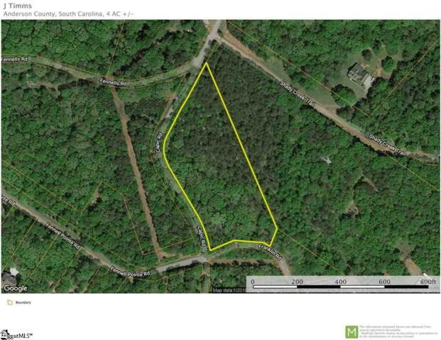 Capic Road, Anderson, SC 29625 (#1376940) :: The Toates Team