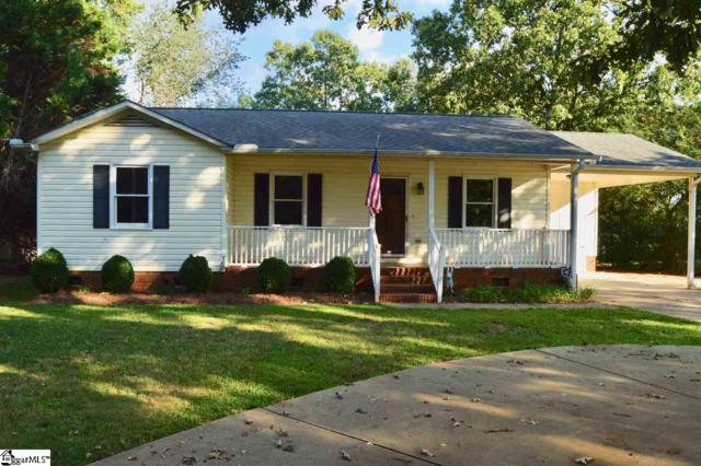 2406 Old Williamston Road, Anderson, SC 29621 (#1376946) :: The Toates Team