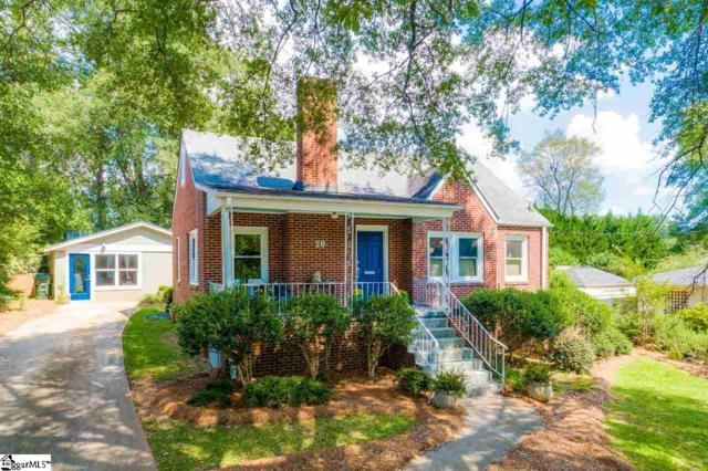 20 Harrington Avenue, Greenville, SC 29607 (#1376986) :: The Toates Team