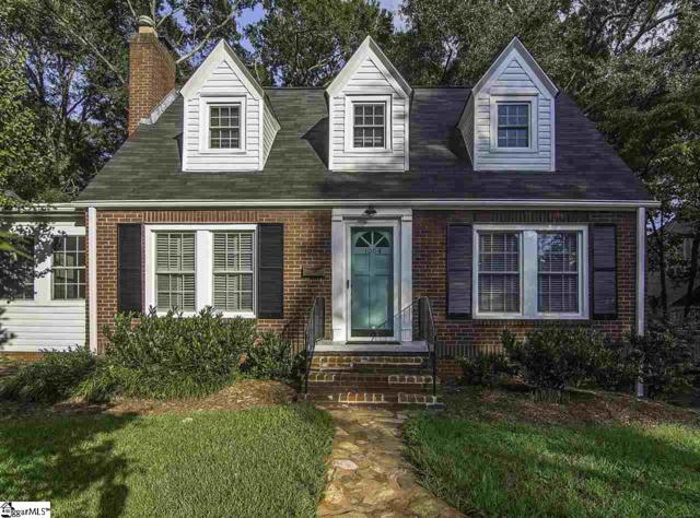 1004 N Main Street, Greenville, SC 29609 (#1376997) :: The Toates Team