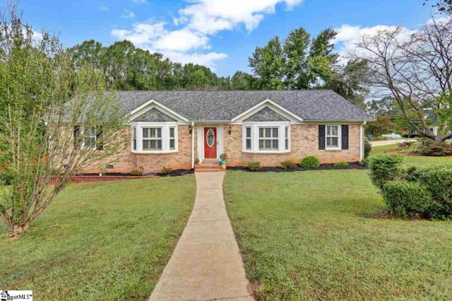 100 Northridge Court, Greer, SC 29650 (#1377001) :: The Toates Team