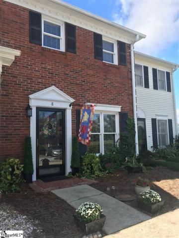 2808 E North Street Unit 8, Greenville, SC 29615 (#1377056) :: RE/MAX RESULTS