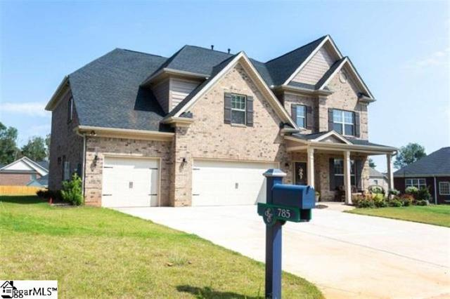 785 Ashmont Lane, Boiling Springs, SC 29316 (#1377094) :: J. Michael Manley Team