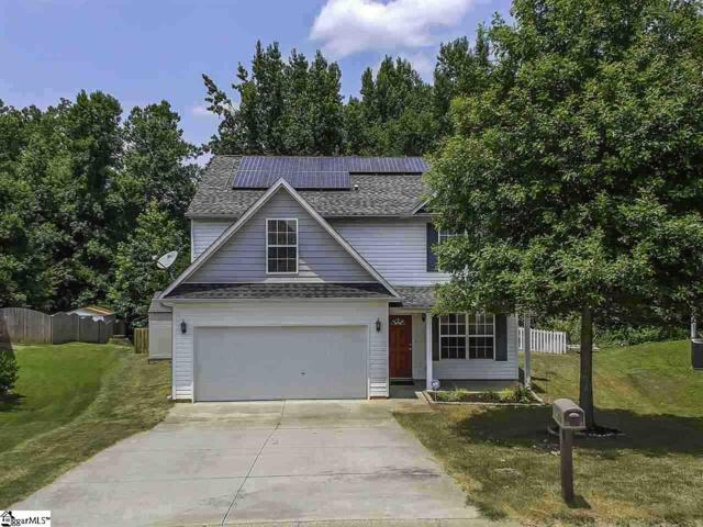 124 Catterick Way, Fountain Inn, SC 29644 (#1377164) :: J. Michael Manley Team