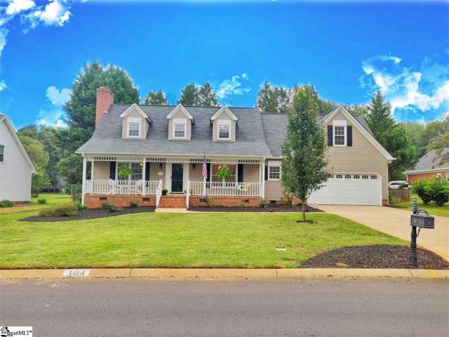 304 Clevington Way, Simpsonville, SC 29681 (#1377231) :: J. Michael Manley Team