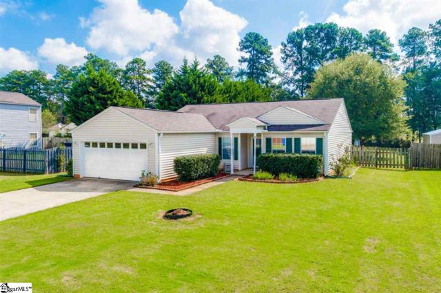 3 Pergola Place, Simpsonville, SC 29680 (#1377237) :: Coldwell Banker Caine