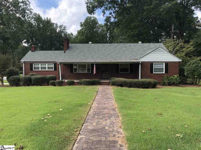 608 Cedar Street, Clinton, SC 29325 (#1377456) :: Hamilton & Co. of Keller Williams Greenville Upstate