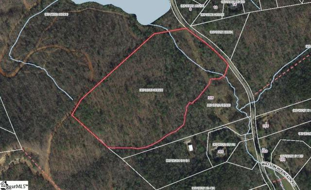 00 Devils Fork Road, Marietta, SC 29661 (#1377508) :: Connie Rice and Partners