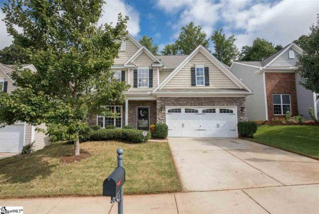 16 Knoll Ridge Drive, Greer, SC 29650 (#1377510) :: Coldwell Banker Caine