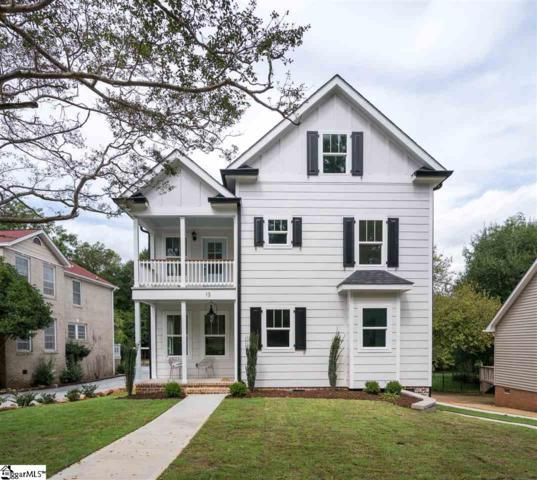13 E Tallulah Drive, Greenville, SC 29605 (#1377536) :: Coldwell Banker Caine