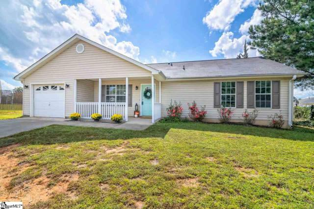 405 Country Gardens Drive, Fountain Inn, SC 29644 (#1377553) :: Hamilton & Co. of Keller Williams Greenville Upstate