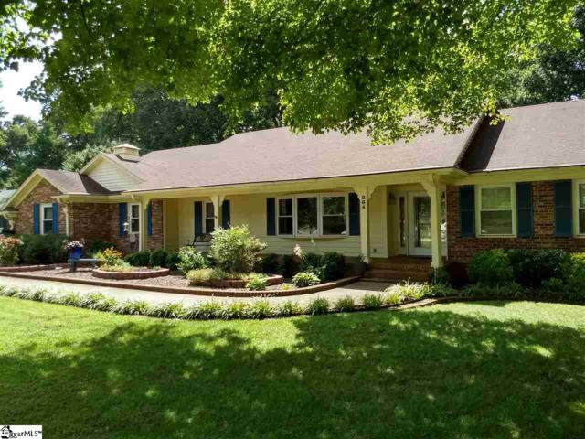 264 Stone Lake Drive, Greenville, SC 29609 (#1377561) :: The Toates Team